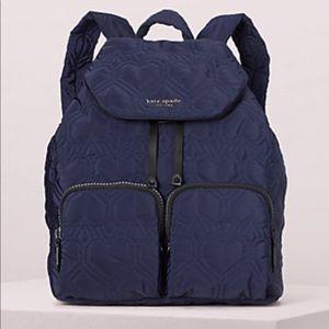 NWOT Kate Spade Navy Backpack